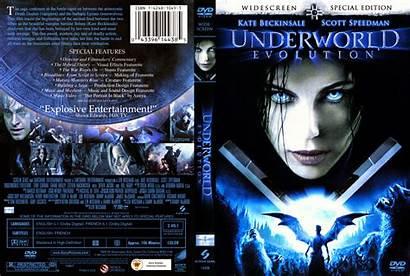Underworld Dvd Evolution Covers Scanned Label R1