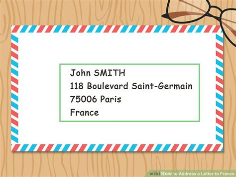 how much to mail a letter 2 how to address a letter to 9 steps with pictures 46209