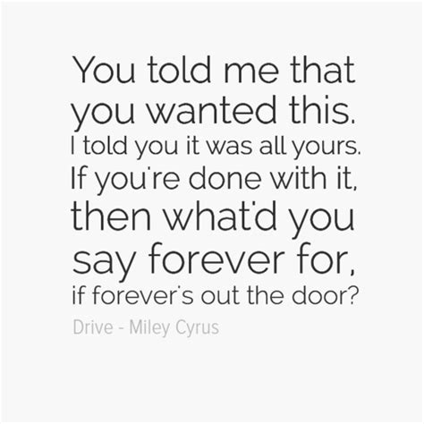 drive miley cyrus hmph lyrics    love