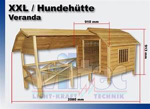 xxl hundehutte hundehaus massiv holz mit balkon terasse With französischer balkon mit aufbewahrungsbox xxl garten