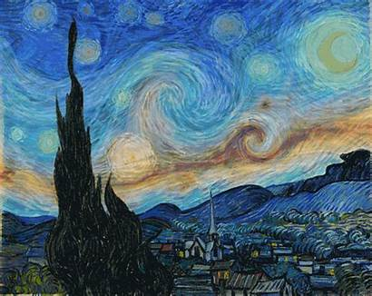 Starry Night Gogh Van Ve Vincent Planck