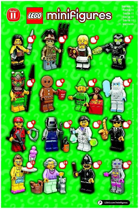 mini figures lego minifigures series 11 lego 71002 lego plans lego lego
