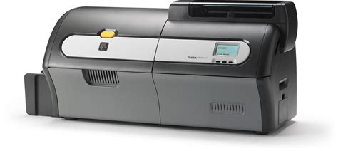 bureau imprimante imprimante codes barres de bureau zxp7 zebra karelis