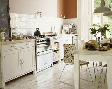 quelle couleur pour une cuisine rustique 11 couleurs cuisine avec une peinture murale tendance