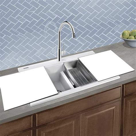 Luxury Italian Granite Composite Kitchen Sinks