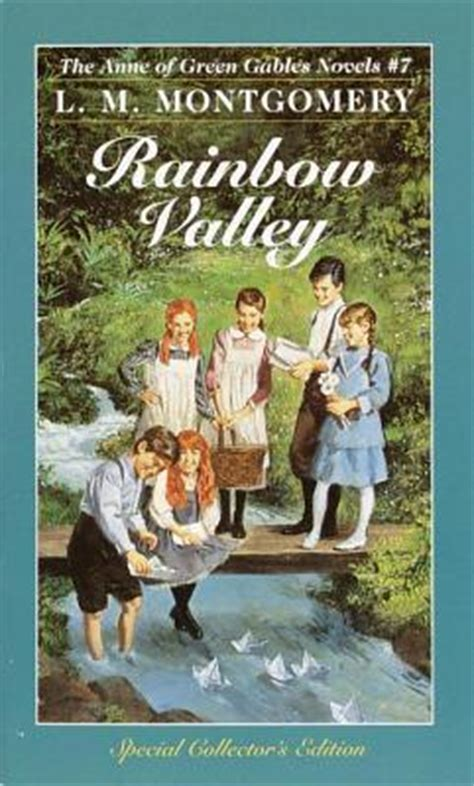 rainbow valley anne  green gables   lm