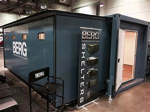 Berg Co Unveils New Commercial Camp Solution  Wins Award