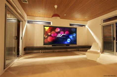 diy wall  series diy wall projector screen elite screens