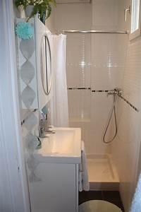 Petite Salle De Bain Design : petit salle de bain design petite salle de bain youtube ~ Dailycaller-alerts.com Idées de Décoration