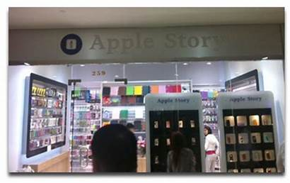Apple Knock Stores Sues
