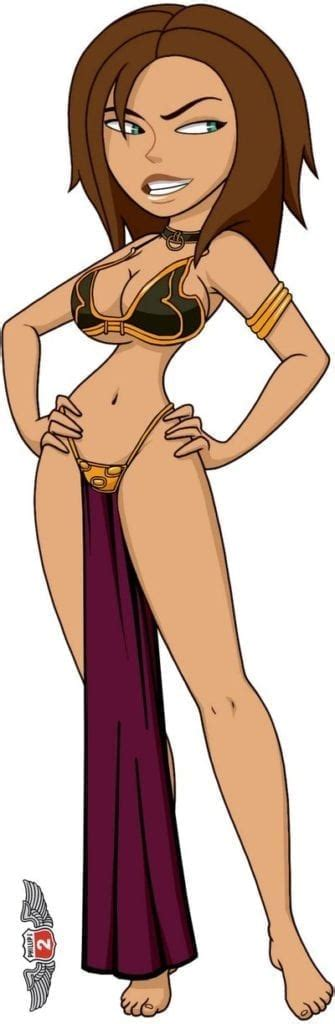 Rule 34 Characters Dressed As Slave Leia Page 3 Nerd Porn