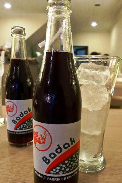 badak minuman  ambang sejarah borukaro story