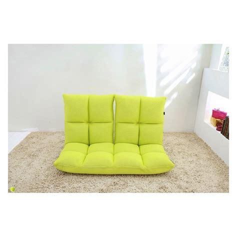 canapé de sol canapé siège au sol duo par kartell design par