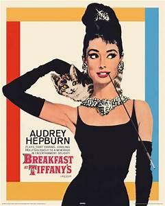 Audrey Hepburn Poster : audrey hepburn breakfast at tiffany 39 s poster europosters ~ Eleganceandgraceweddings.com Haus und Dekorationen