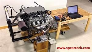 Speartech Gen 5 Lt1 Harness  U0026 Ecm First Run Video C7 Lt1 Sting Ray Corvette