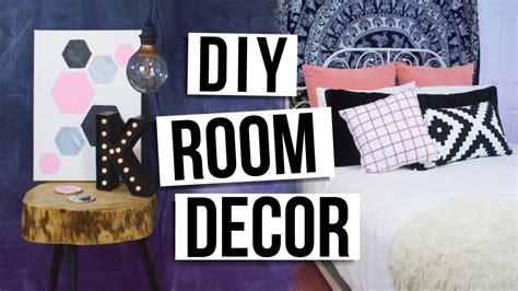 Diy Room Decor! Pinterest Inspired