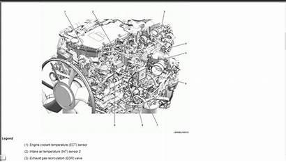 Isuzu Npr Sensor Temp Diesel 2870 47fd