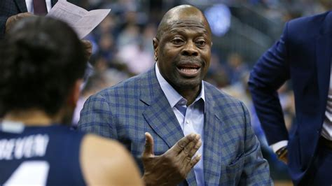 Patrick Ewing: New York Knicks legend recovering from ...
