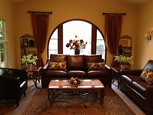 Splendid-Faux-Silk-Curtain-Panels-Decorating-Ideas-Gallery
