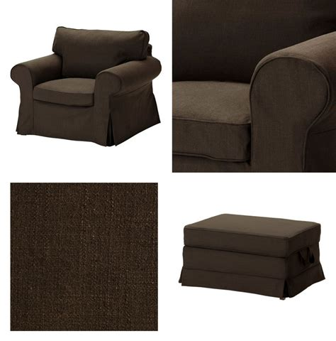 ikea ektorp cover for arm ikea ektorp armchair and bromma footstool cover chair