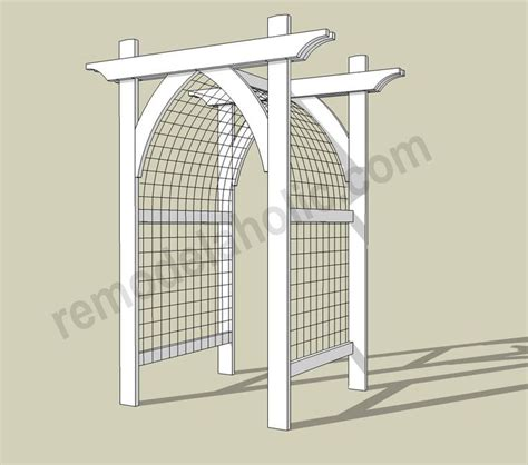 25 best ideas about garden arbor on arbors