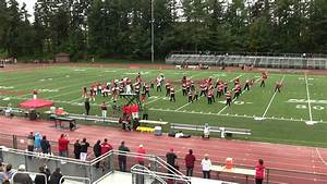 Saint Francis University Marching Band First Football Game ...