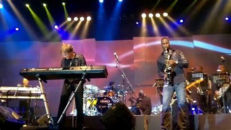 Brian Culbertson Feat Eric Darius Performing Our Love At
