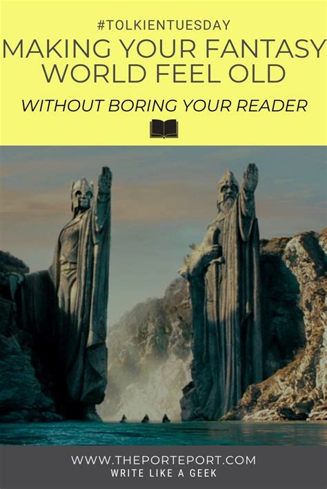 Making Your Fantasy World Feel Old in 2020 | Worldbuilding ...