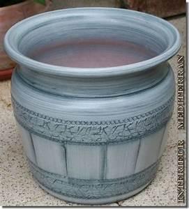 Keramik Geschirr Mediterran : bertopf 25cm blumentopf topf kuebel mediterran keramik ~ Michelbontemps.com Haus und Dekorationen