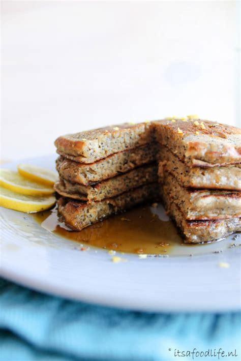 Recept pannenkoeken met boekweitmeel