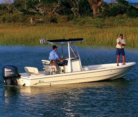 Scout Boats Bimini Top by Research 2011 Scout Boats 240 Bay Scout On Iboats