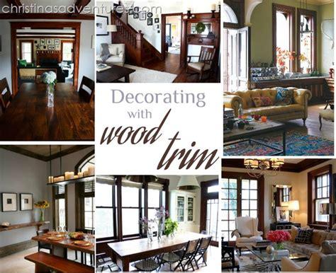 adventures in decorating instagram decorating with wood trim