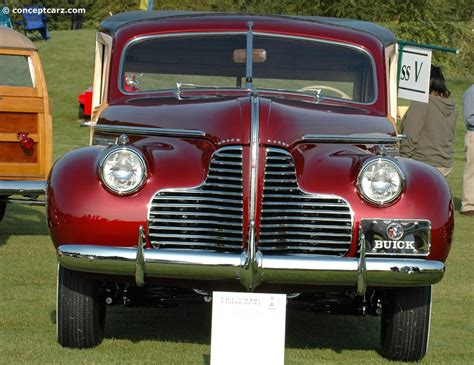 1940 Buick Series 50 Image Chassis Number 13687615