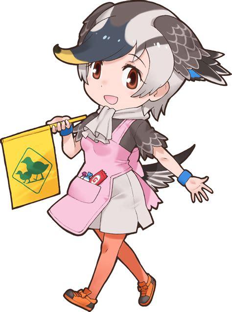 eastern spot billed duck japari library  kemono