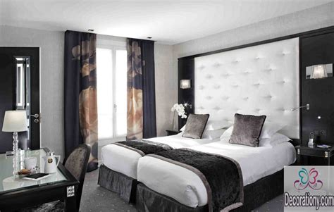 les chambres à coucher 35 affordable black and white bedroom ideas bedroom