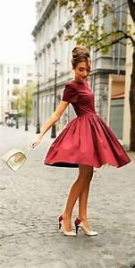 Tenue Femme Classe : best 25 retro chic ideas on pinterest petite fille ~ Farleysfitness.com Idées de Décoration