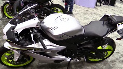 Review Yamaha R6 by 2017 Yamaha R6 Limited Edition Walkaround Review Look In