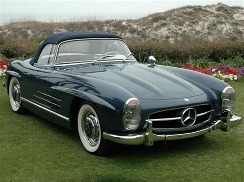 1962 Mercedes 300sl by 1962 Mercedes 300sl Roadster Machinery