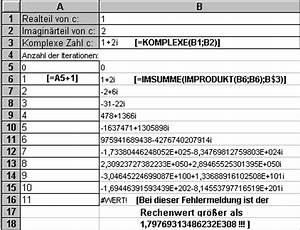Grenzwerte Von Reihen Berechnen : das mandelbrotsche apfelm nnchen ~ Themetempest.com Abrechnung