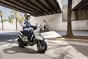 Mbk Booster 2016 : adapter un moteur de nitro sur un booster 15 minutes suffisent actualit s scooter par ~ Medecine-chirurgie-esthetiques.com Avis de Voitures