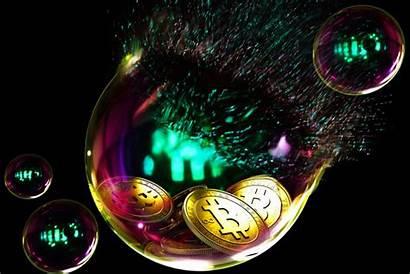 Bubble Crypto Bitcoin Crash Dot Peak Mania