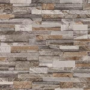 Tapeten Mit Steinmuster : steintapeten in 3d optik grau beige braun wohnzimmer steintapete online kaufen ~ Markanthonyermac.com Haus und Dekorationen