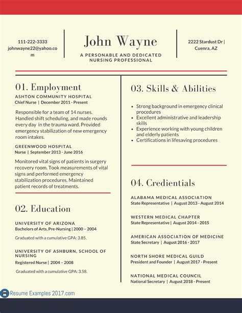 Technical Resume Tips 2017 by Review Our Updated Resume Exles 2017 Resume Exles 2017