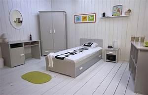 Chambre ado fille avec lit mezzanine chambre ado lit for Chambre ado garçon avec matelas pour lit relaxation