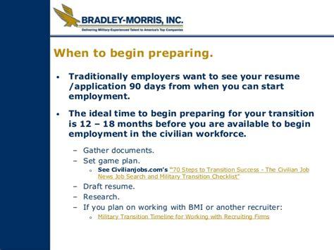 Translate Skills To Civilian Resume by Resume Transitioning