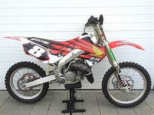 Mugen Honda Cr 125  U0026 39 98 - Luckynino U0026 39 S Bike Check