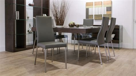 dining table set 6 seater large dark square dining table set 6 to 8 seater uk