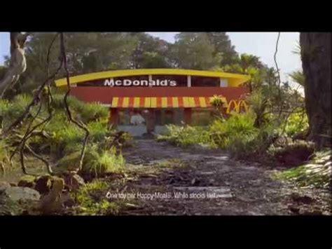 mcdonalds ice age  happy meal door busters secs