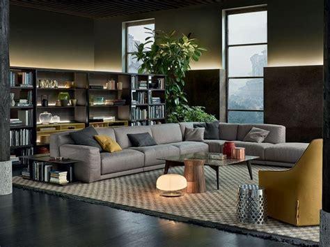 Sofa Modern Grau by Sofa In Grau 50 Wohnzimmer Mit Designer