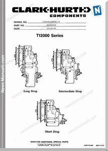 Clark Hurt Components T12000 Series Parts Manual